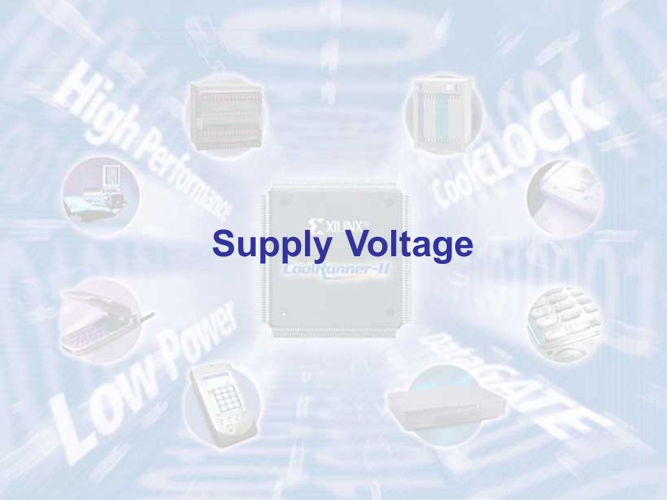Supply Voltage ECE 448 – FPGA and ASIC Design with VHDL