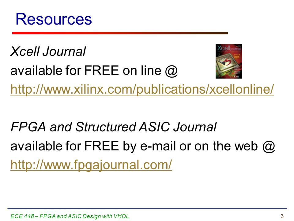 Resources Xcell Journal available for FREE on