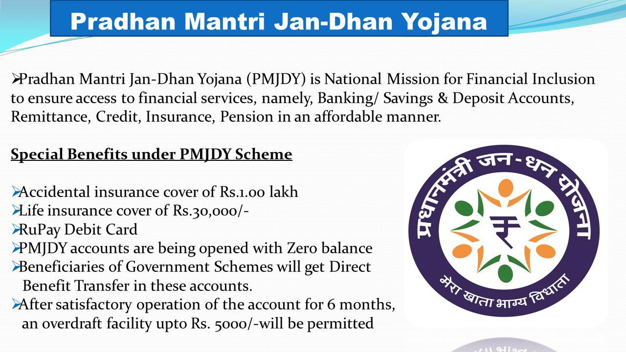 modi zero balance scheme