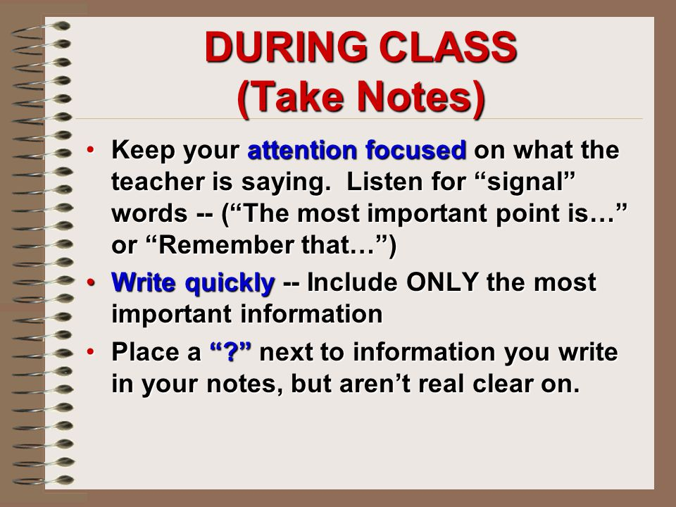 how to remember notes quickly
