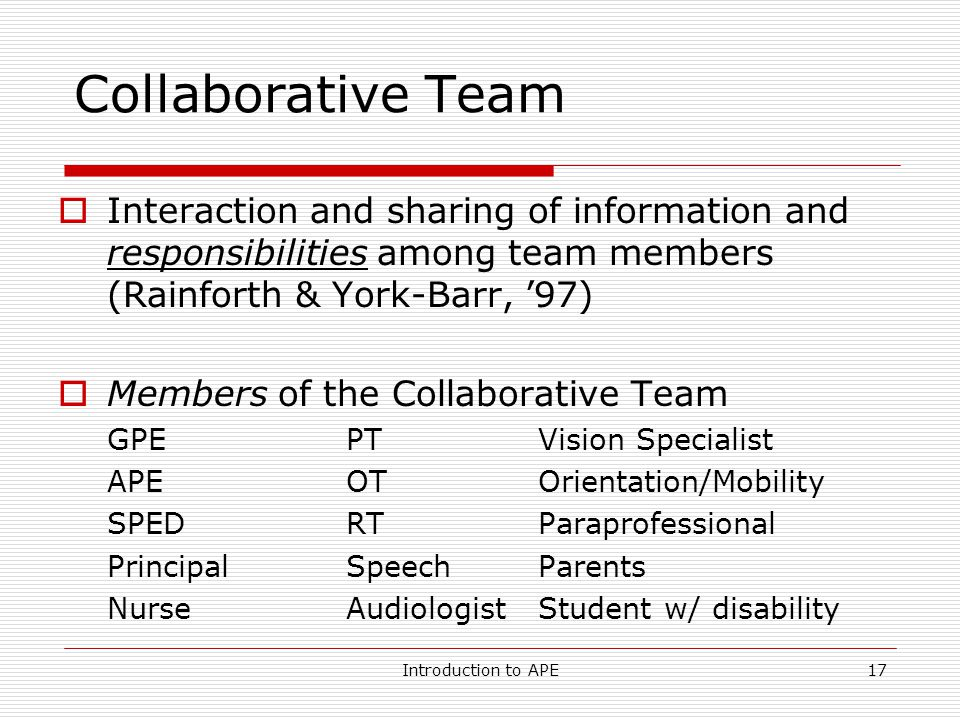 Collaborative Nursing Student Handbook ~ Adapted physical education ppt video online download