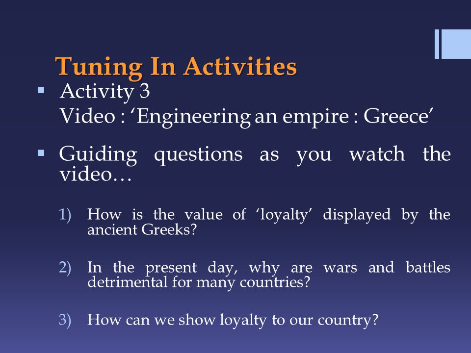 Unit 2.2 Creativity of the Ancients Part II Greece and Rome - ppt video online download