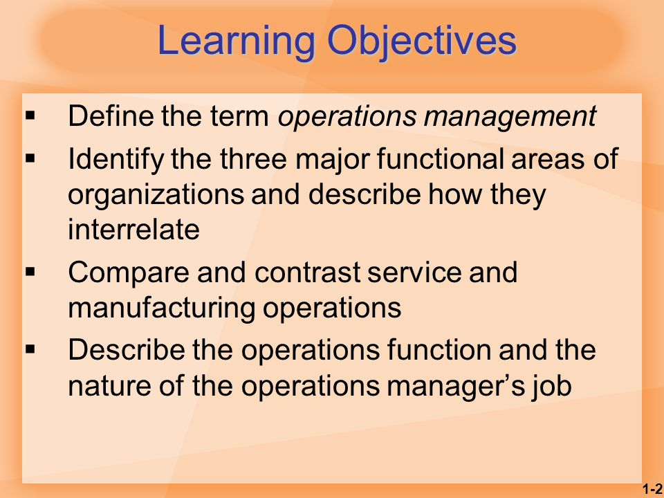 differentiate between production and operation management What is the difference between productivity  productivity is a measure of the production efficiency of an operation  materiel, money, method, management,.