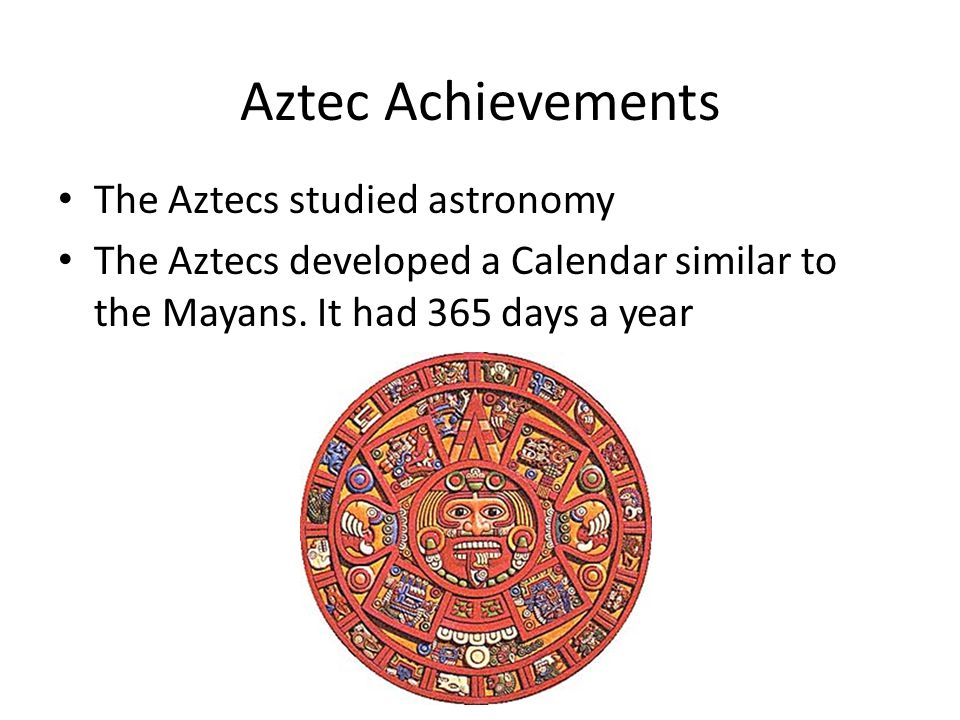 Maya, Aztec, and Inca Civilizations - ppt video online ...
