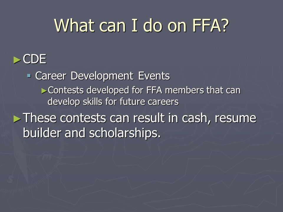 ffa basics ppt video online download