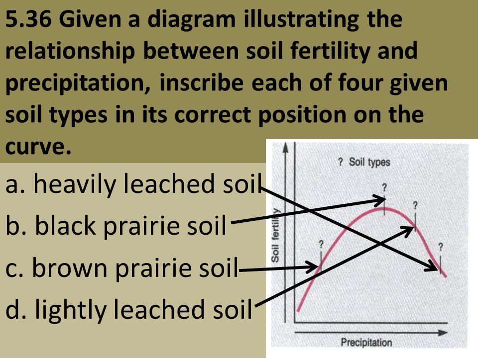 Chapter 5 northern character ppt video online download for Soil in sentence