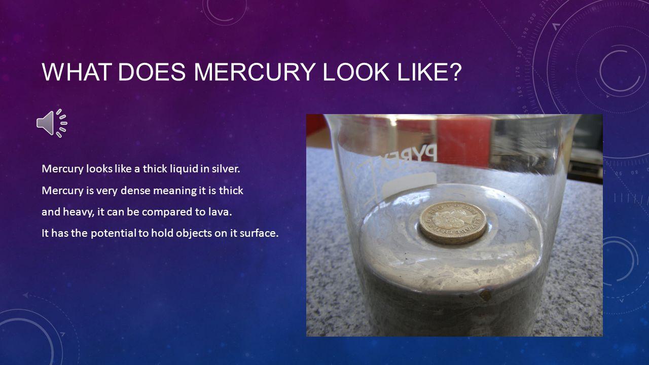 Mercury Liz Perejilo Block C Ppt Video Online Download