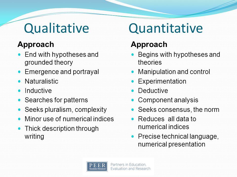 qualitative and quantitative data analysis methods pdf