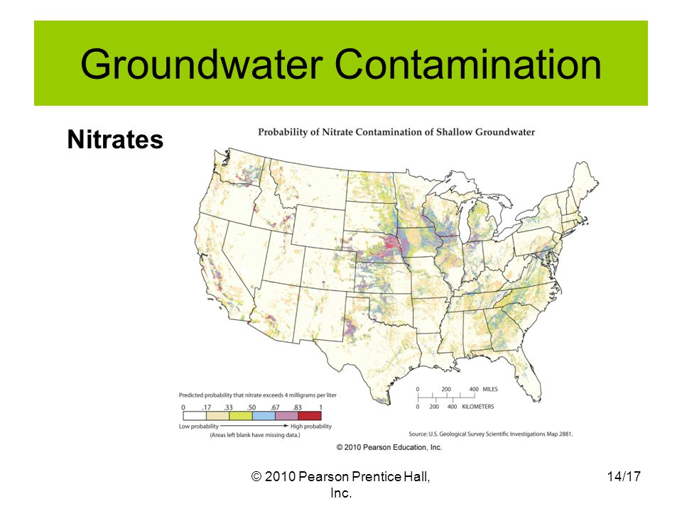 groundwater contamination In these lecture notes, teacher has discussed the following major entities : groundwater contamination, movement of groundwater, sinking, floating, compatible, plume, diffusion, advection.