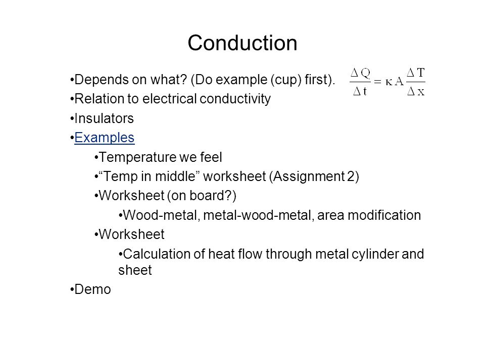 Heat transfer- overview - ppt download