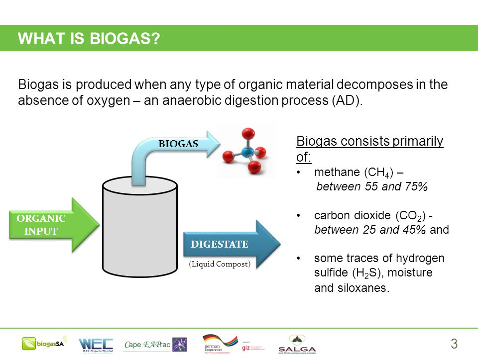 Biogas To Energy At Municipal Waste Water Treatment Works