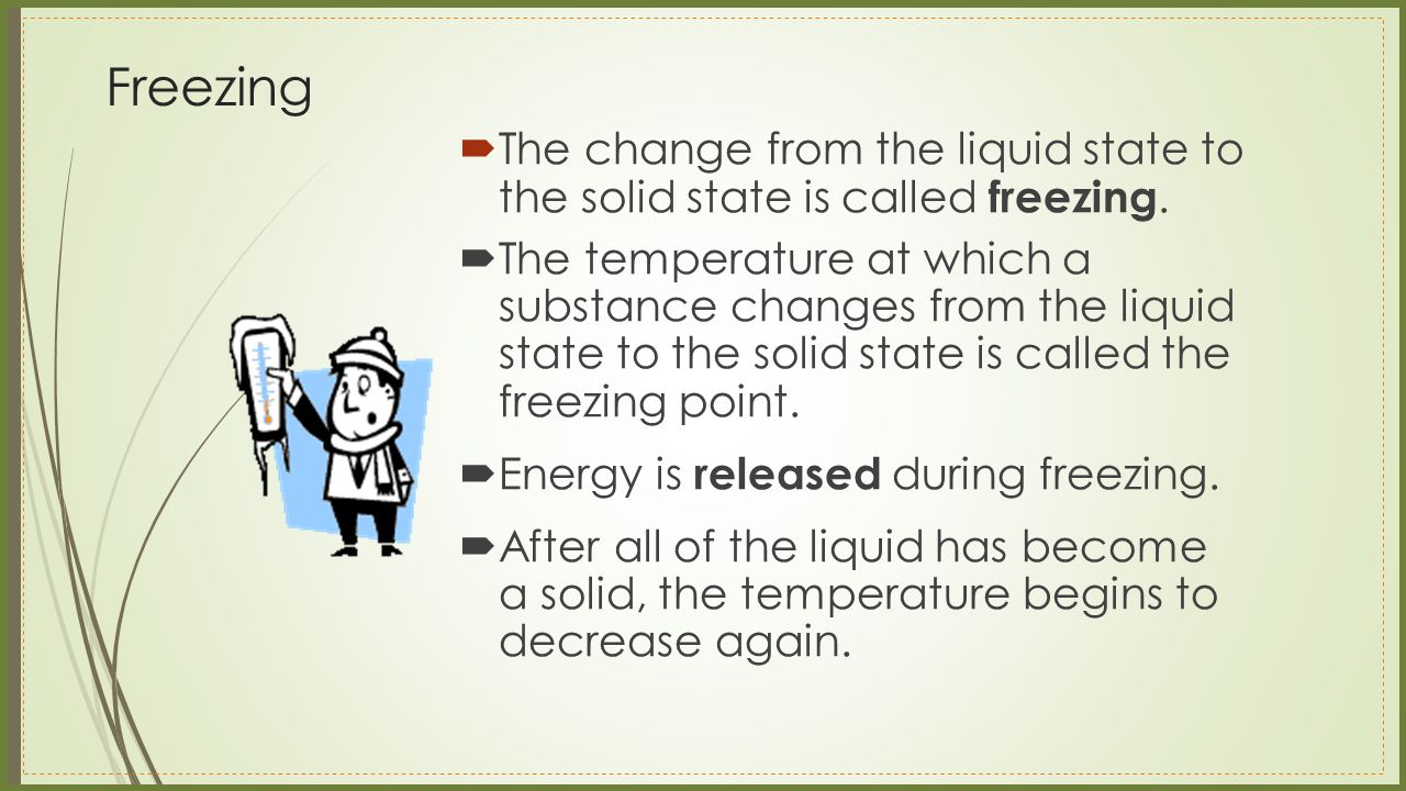 how to change temperature of a gas