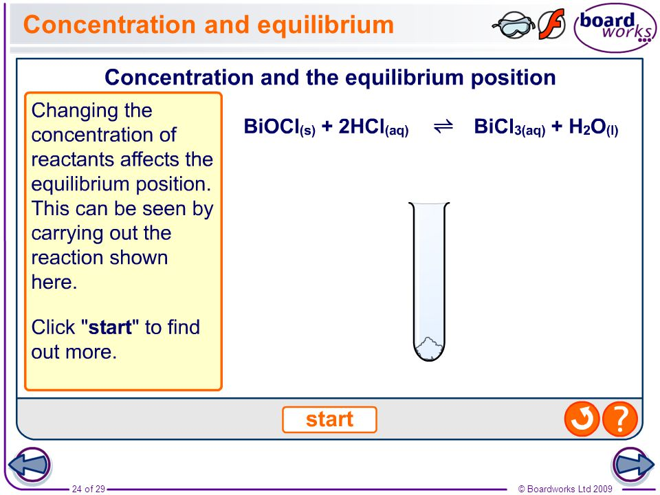 how to find concentration at equilibrium