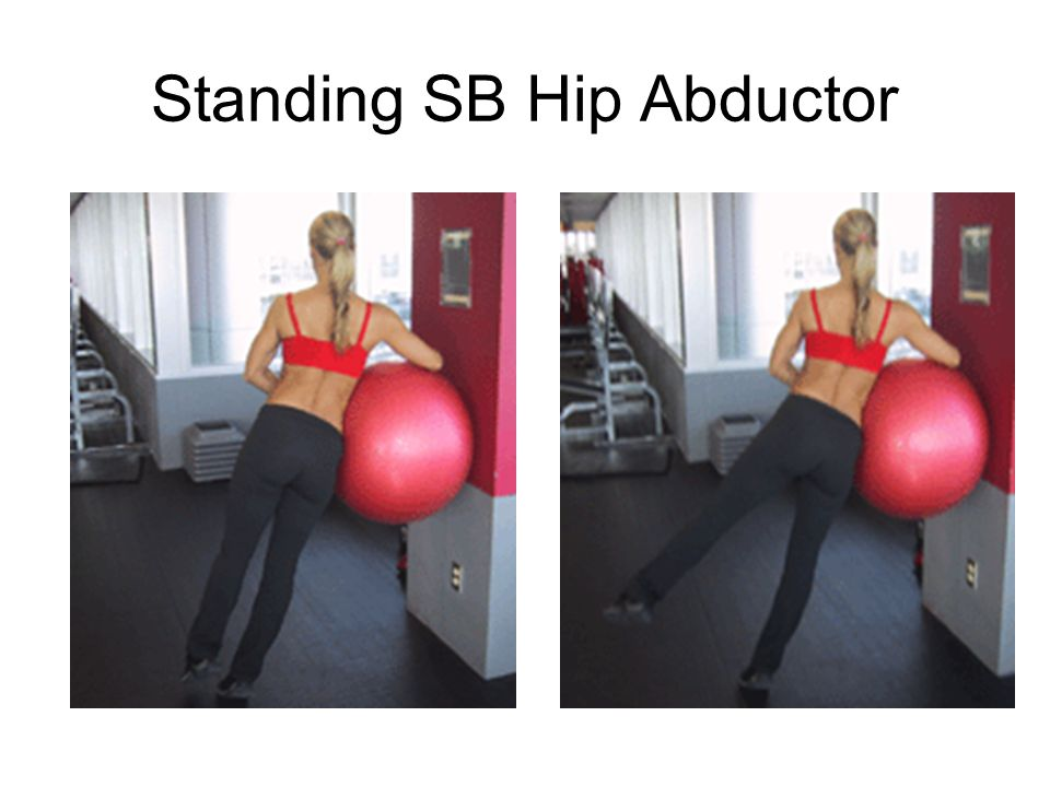 Standing SB Hip Abductor