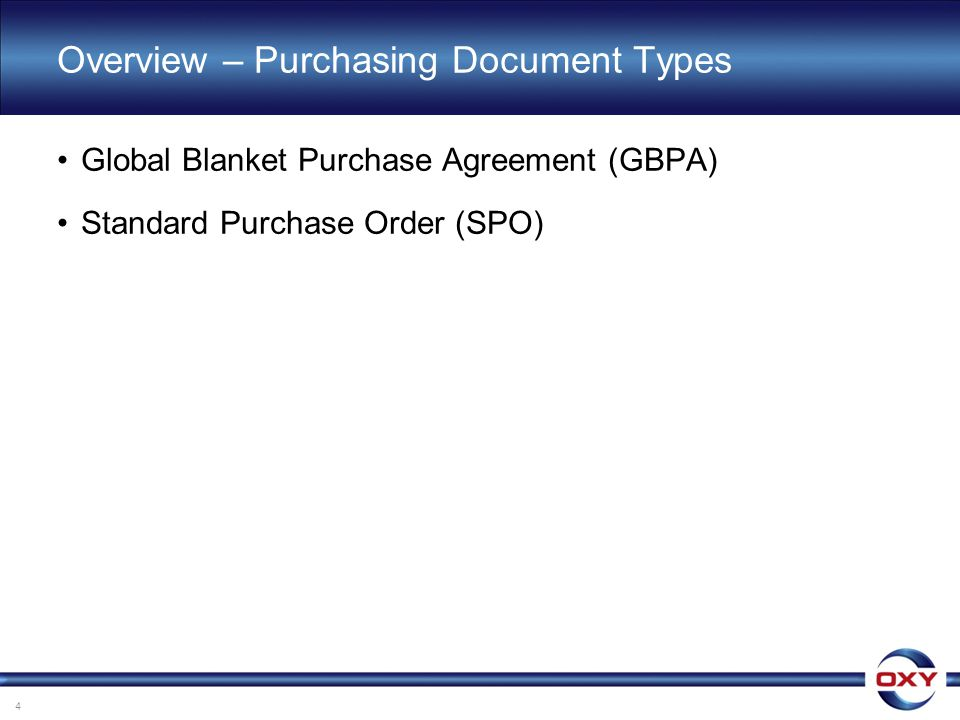 Blanket Purchase Agreement Training  Best Image DinarisOrg