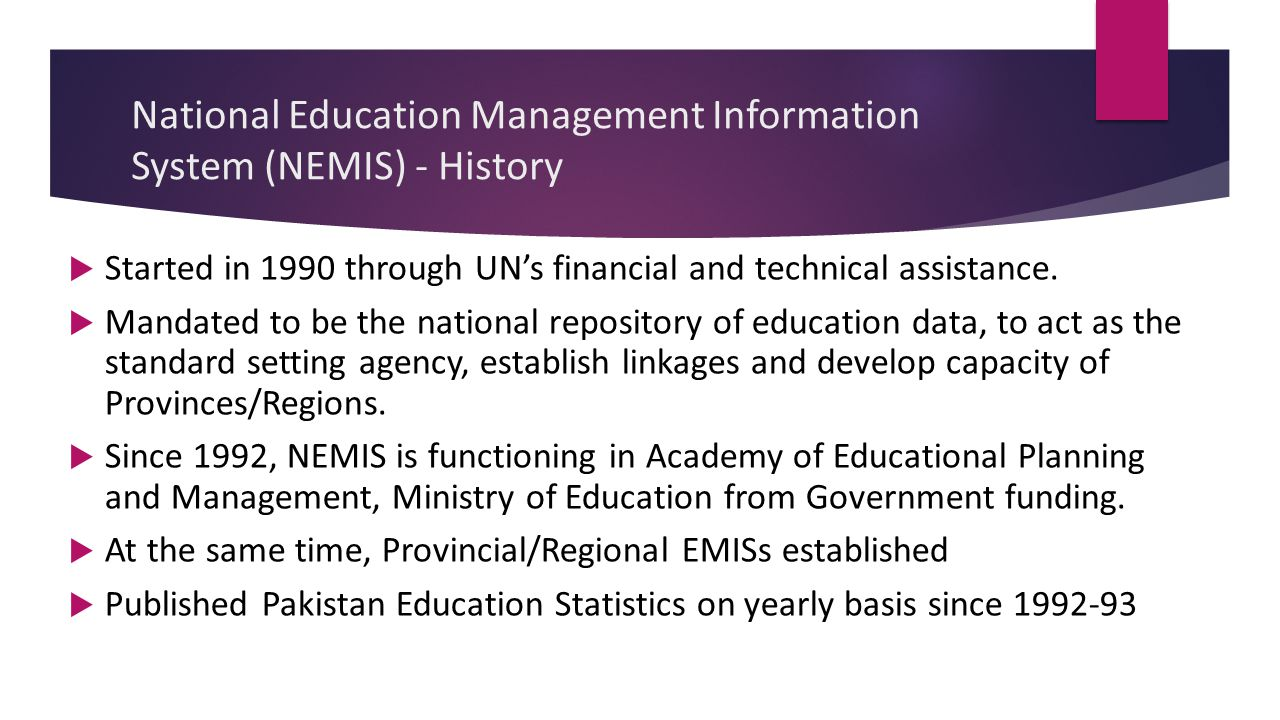 history of educational planning National institute of educational planning and administration is a research focused university located in new delhi, india the institute was set up by the ministry of education, government of india.