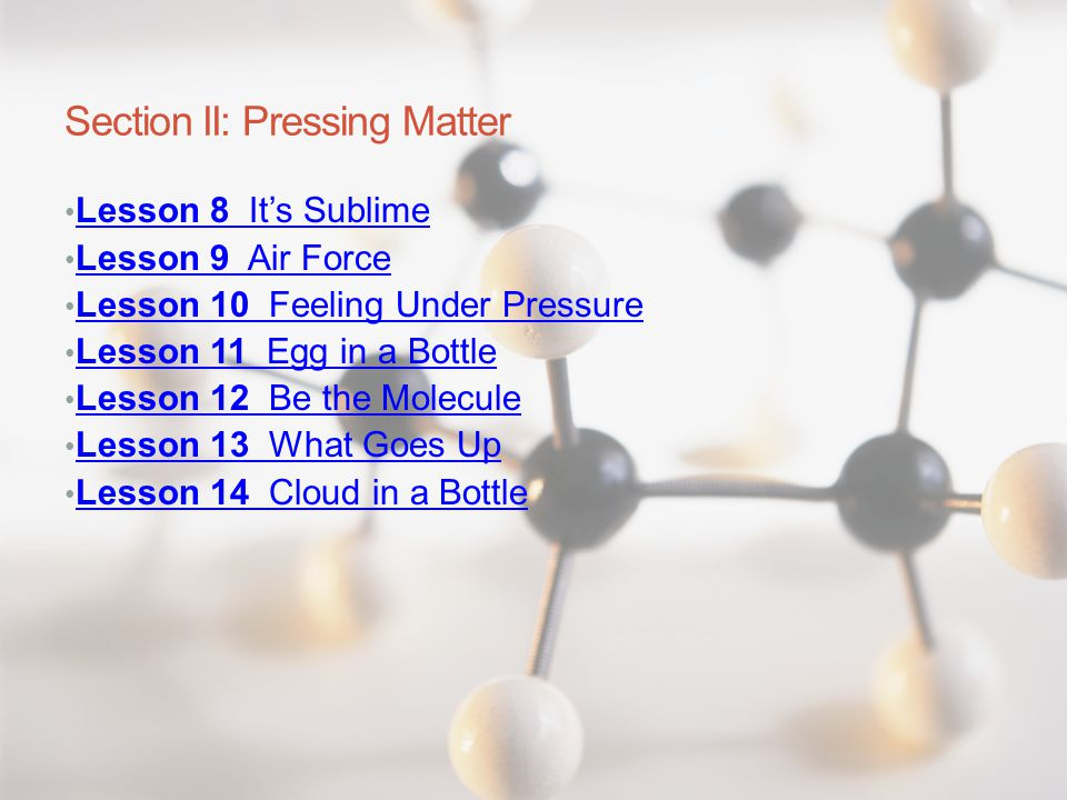 Unit 3: WEATHER Phase Changes and Behavior of Gases - ppt download