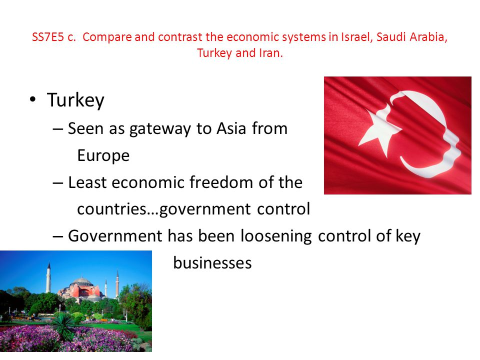 Turkey Seen as gateway to Asia from Europe