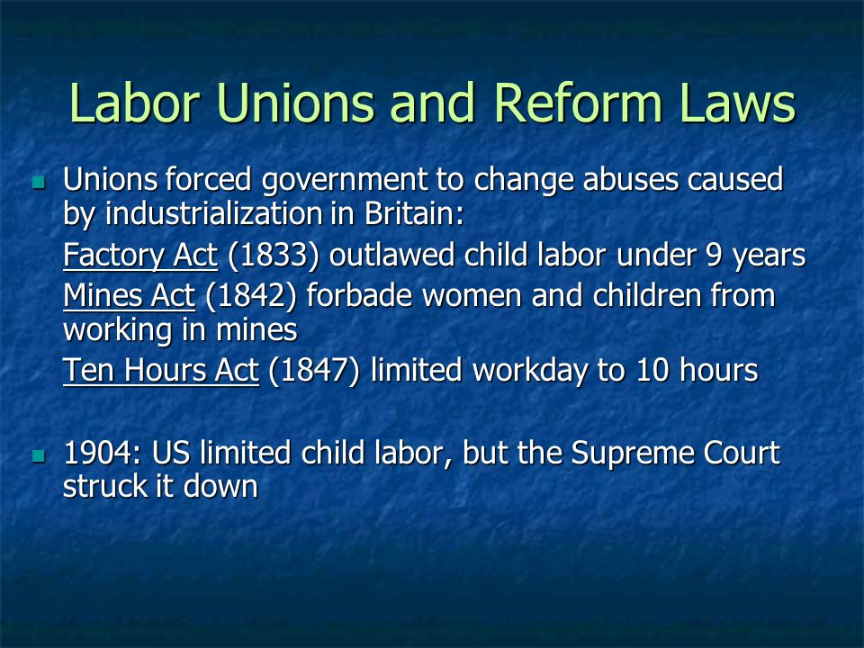 labor law and unions Dean michael yelnosky argues that a first amendment-based ruling in janus  could destroy america's public-sector labor unions as we know.