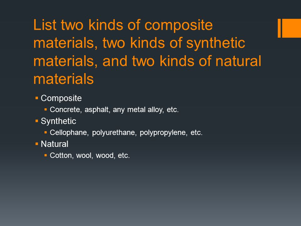 Chapter 9 like nature intended ppt video online download for List of natural items
