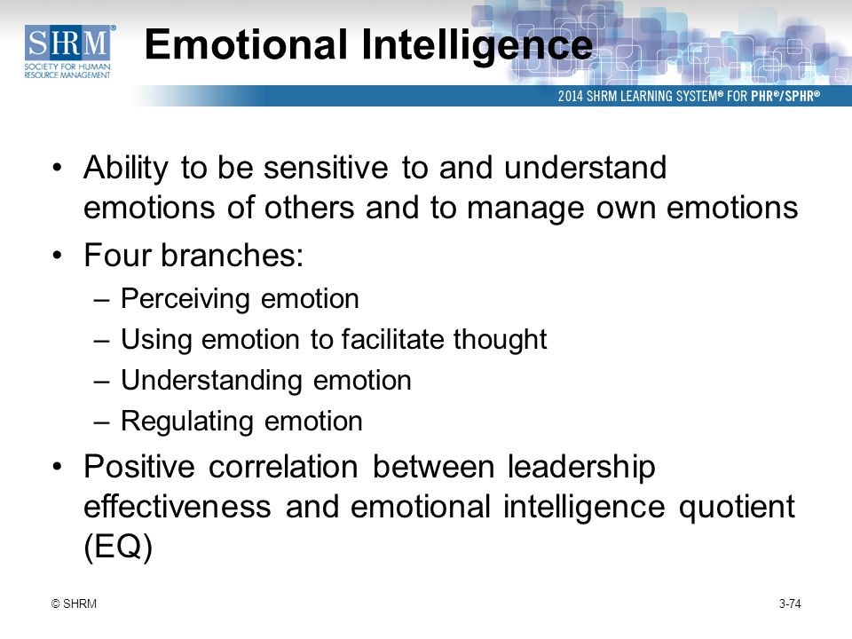 emotional intelligence and leadership effectiveness essay The present paper focuses on the importance of emotional intelligence (ei) in relation to leadership effectiveness a significant amount of research.