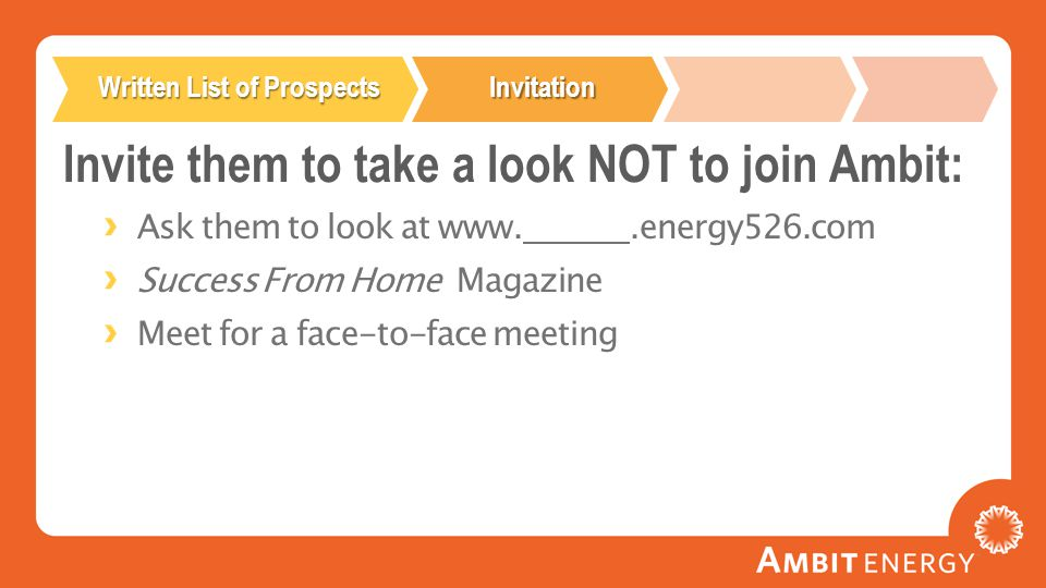 "Ambit Energy >> The Ambit Energy ""System"" - ppt download"