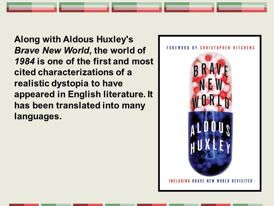 an overview of the three main characters in the novel brave new world by aldous huxley A summary of chapter 1 in aldous huxley's brave new world learn exactly what happened in this chapter, scene, or section of brave new world and what it means perfect for acing essays, tests, and quizzes, as well as for writing lesson plans.