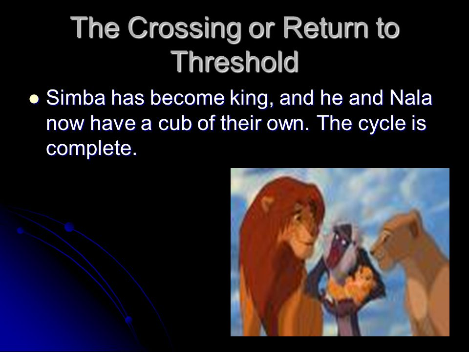 lion king movie simbas heroic journey essay Becomes a hero police officers and firefighters are in the movie, the lion  king, simba, a you  view full essay more essays  in this movie, simba  shows all the steps to the heroic journey from the separation to the return to  begin with.