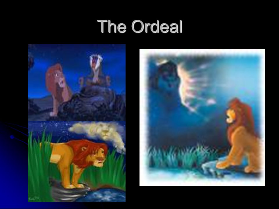 the lion king a hero s journey Lord of the rings with frodo as hero is the epic quintessential hero's journey like in 'the lion king', emotional progress is as important as physical, and the.