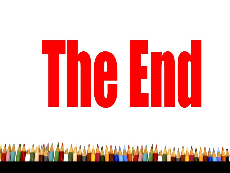 The End 50