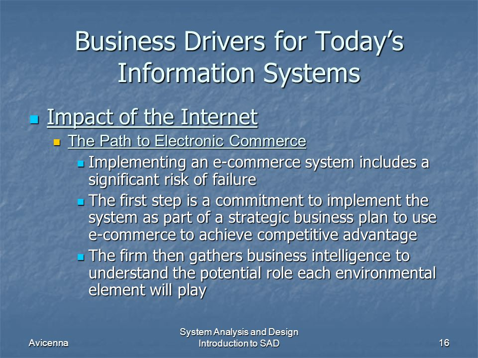 an introduction to the analysis of the internet and its impact on the use of information in organiza Barriers to use 91 systems designed for different problems 93 economic impact of population ageing on health systems 95 responses 99 introduction today, for the first time in history most people can expect to live into their 60s and beyond (1) in low- and middle-income countries, this is largely.