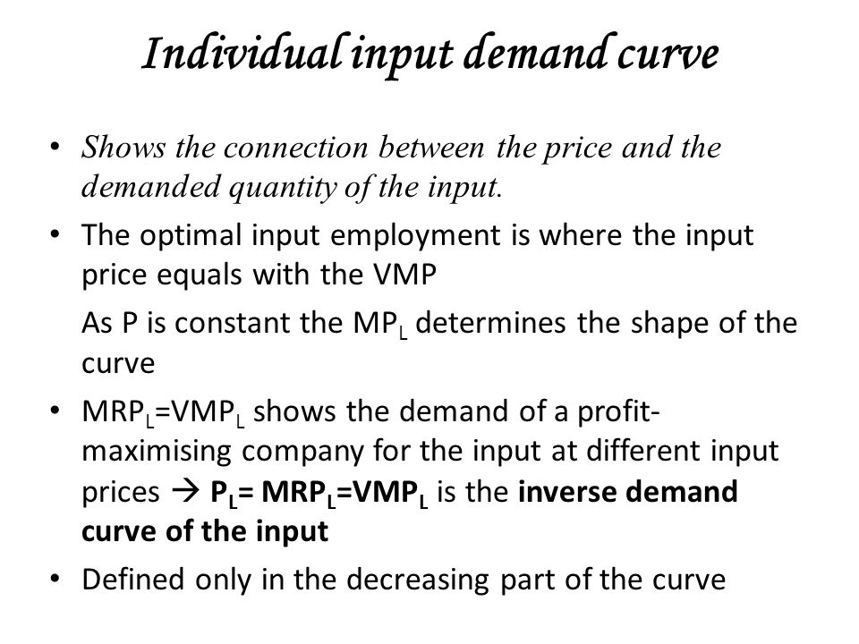 what are the primary price inputs in the microeconomic market Price takers in economics accept the market price as is with no power to change the price due to substitution effects what is a price taker in economics a.