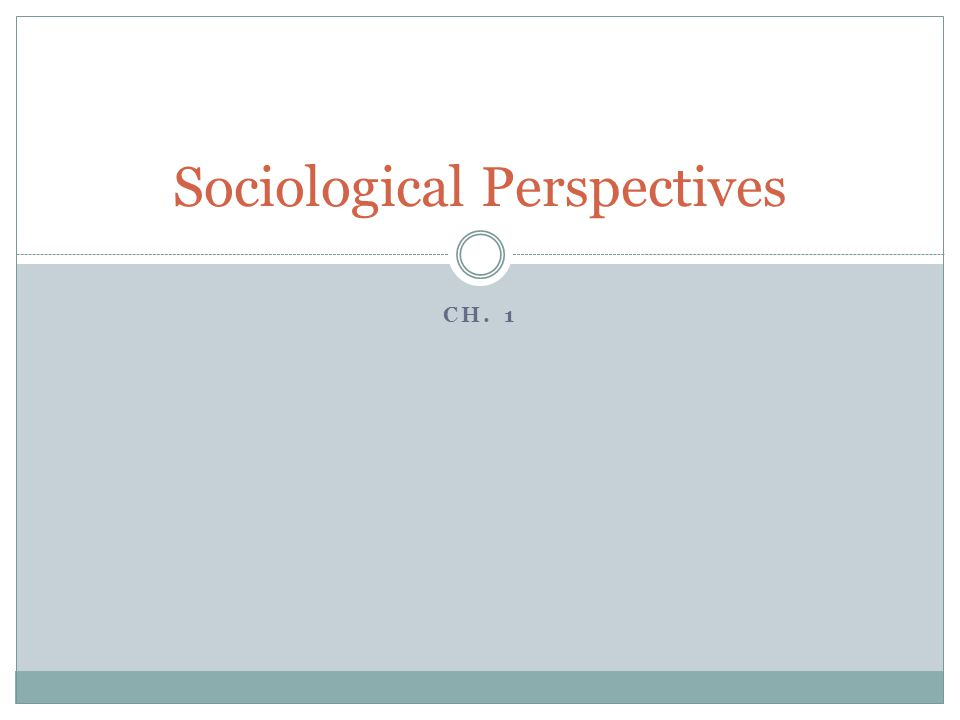 sociology powerpoint notes Lesson plans for: sociology instructor: what is sociology powerpoint and discussion vocabulary activity and notes on various theorists.
