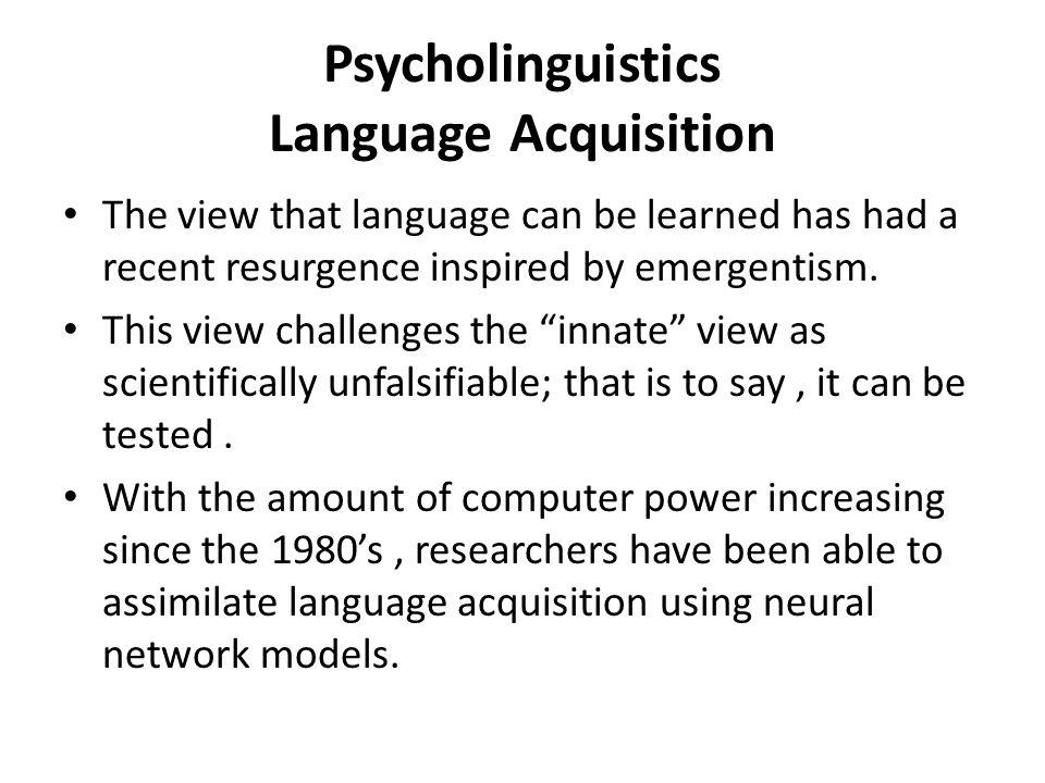 psycholinguistics language acquisition International conference on psycholinguistics and language acquisition, icpla  tokyo 2018.