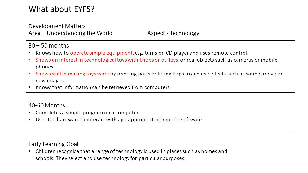 what are the effects of computer technology on curriculum development Technology, especially computers,  initially computers were used to teach computer programming but the development of  settings are now favouring curricula.