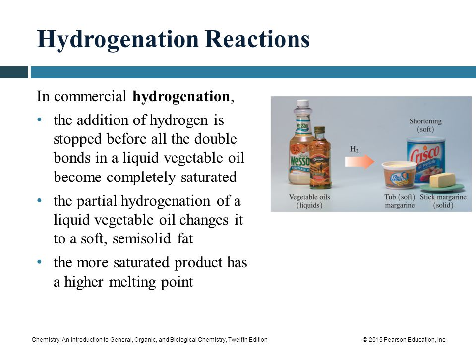 Hydrogenation Reactions