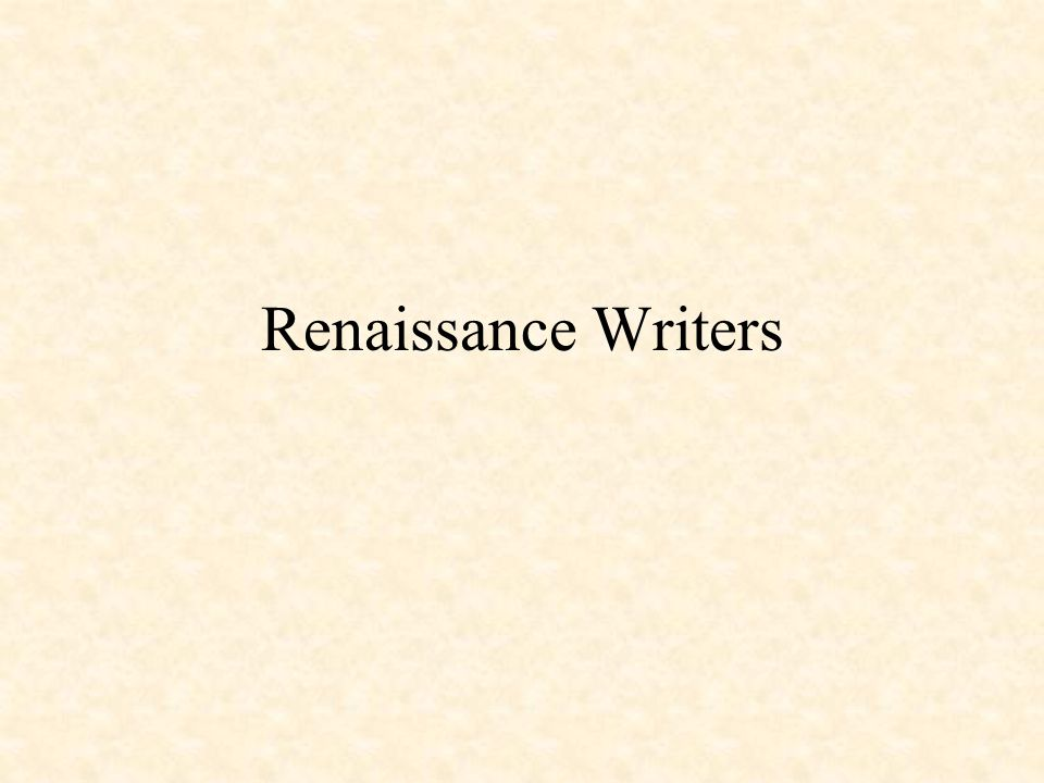 renaissance writers Renaissance definition, the activity, spirit, or time of the great revival of art,  renaissance writers see also early renaissance, high renaissance show more.