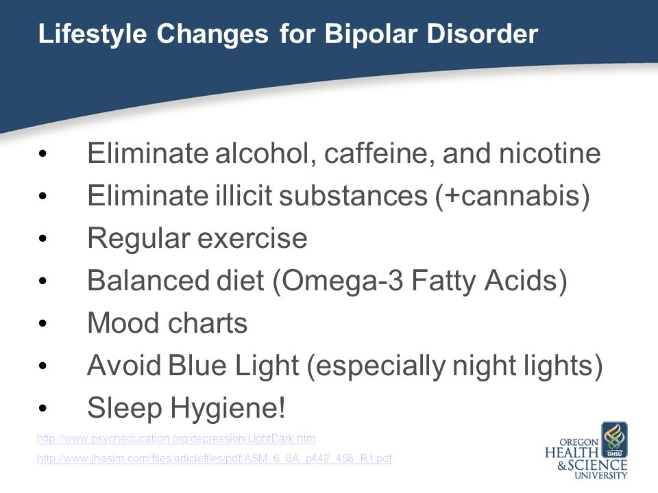 clinical practice guidelines for bipolar disorder