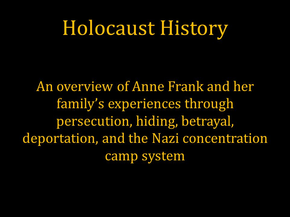 the holocaust systems of persecution Counted for persecution ibm's role in the holocaust  while leafing through stacks of documents in german relating to population registration systems, which .