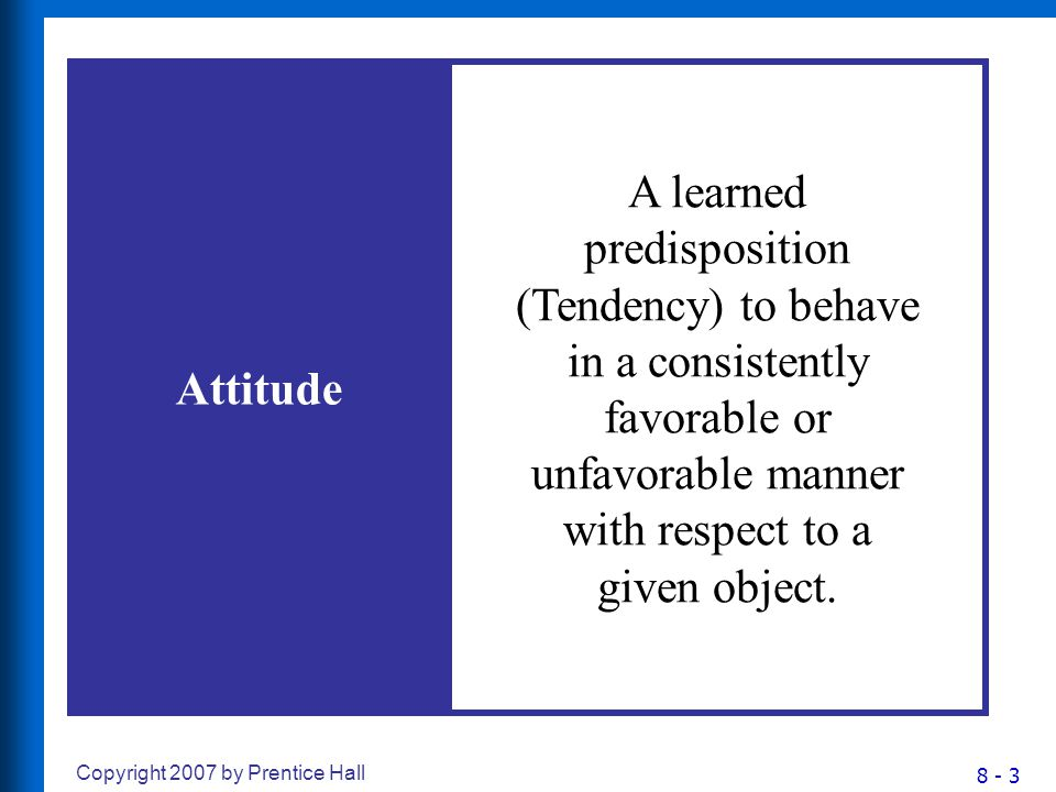Chapter 8 Consumer Attitude Formation and Change - ppt video ...