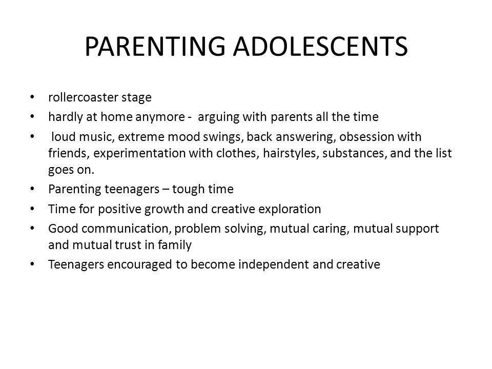 becoming an adolscent He also explains why the adolescent years are so developmentally crucial  if  you think about the challenge about becoming an adult now, you.