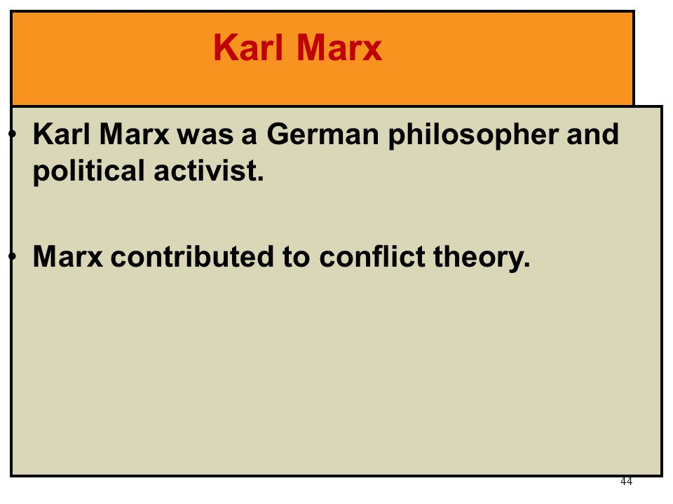 a biography of karl marx a social philosopher The philosopher, social scientist, historian and revolutionary, karl marx, is without a doubt the most influential socialist thinker to emerge in the 19th century.