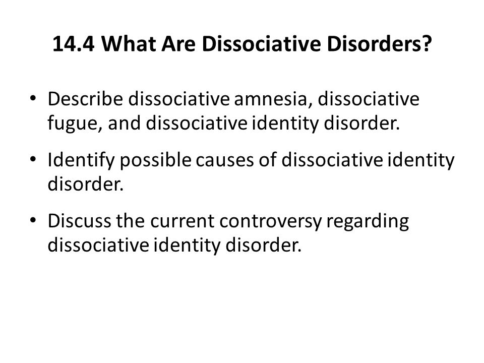 the dissociative identity disorder diagnosis controversy One such disorder has come to be known as dissociative identity disorder   according to the diagnostic and statistical manual of mental disorders (4th  edition,.