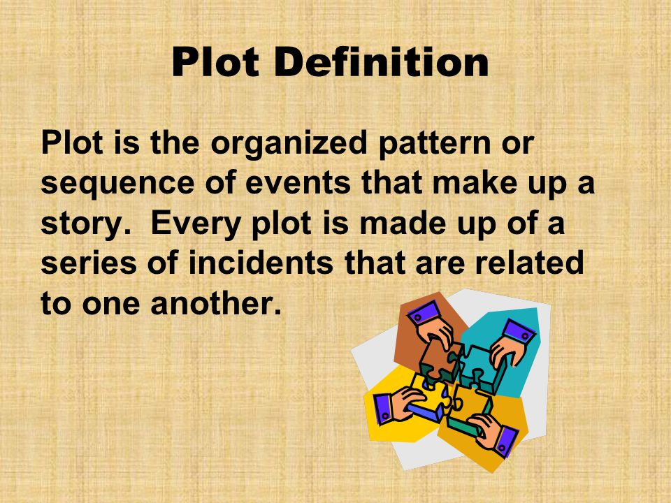 Plot Definition on Exposition Of The Three Little Pigs