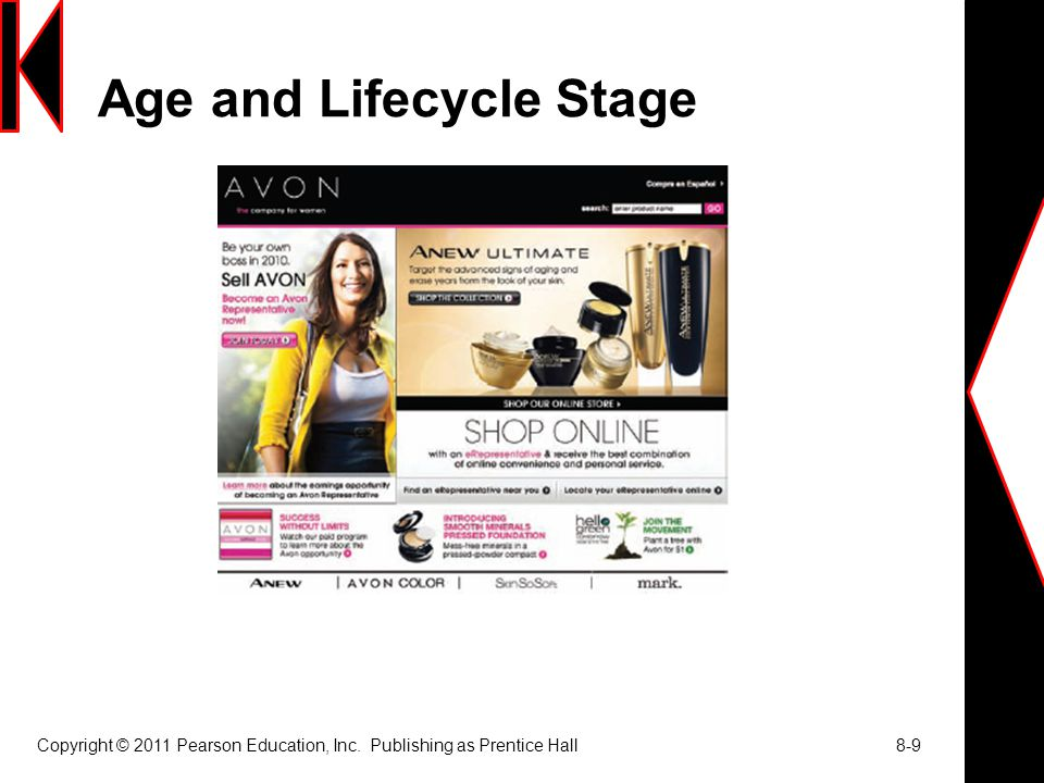 Age and Lifecycle Stage