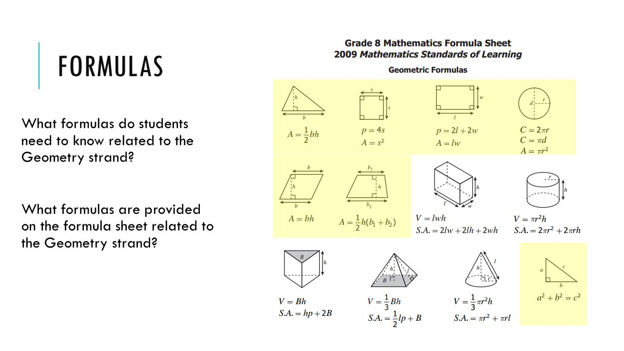 6th grade geometry worksheets