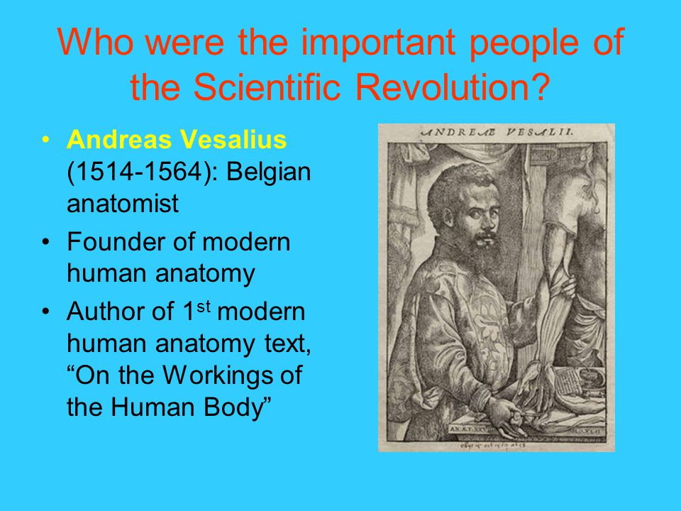 the importance of the scientific revolution Books shelved as scientific-revolution: the structure of scientific revolutions by thomas s kuhn, the age of genius: the seventeenth century and the bir.