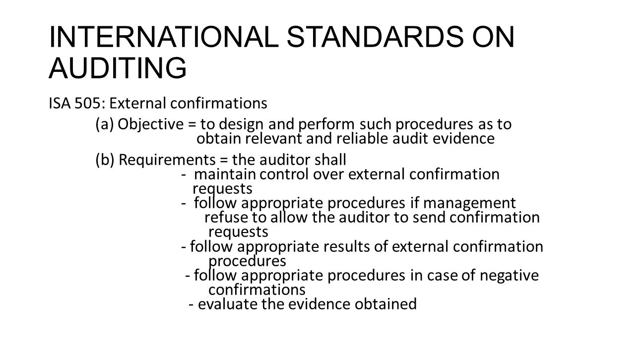 what is external auditing and why is it important I believe that the management of these entities needs to take a closer look at three important factors with respect to risk management and internal controls before dismissing the need for internal audit: management's responsibility for internal control, the role of internal audit in fulfilling that responsibility and the benefits of internal .