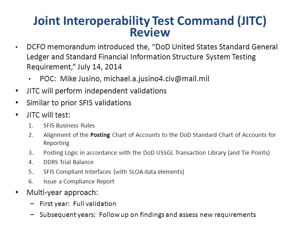 Office of the under secretary of defense comptroller ppt download
