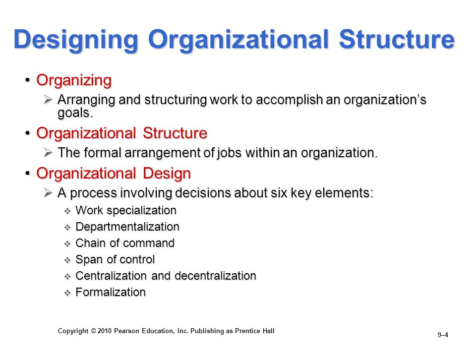 1 discuss the organizational structure of one traditional and one online retailer In this lesson you will learn the definition of organizational structure and how the structure of an organization can influence the attitudes and behaviors of organizational members.